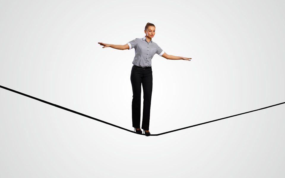 Durch achtsamen Umgang mit sich selbst Stressbelastung am Arbeitsplatz verringern