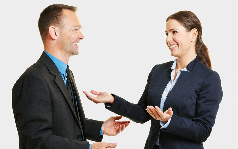 Emotionaler Gesprächseinstieg: Die ersten Sekunden sind entscheidend