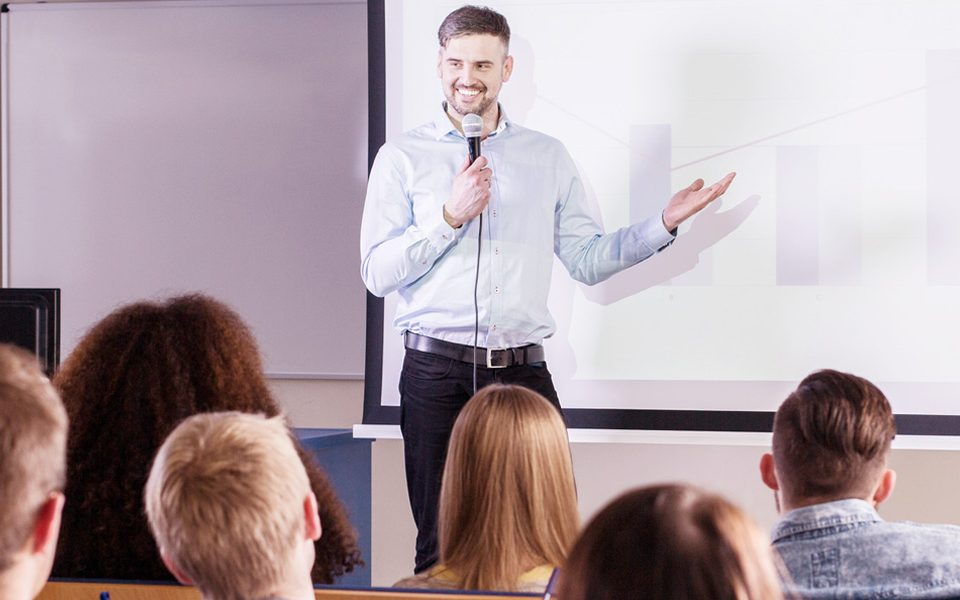 Mit typgerechten Präsentationen starke Wirkungc erzeugen und Kunden begeistern