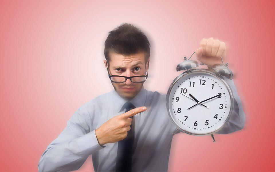So schaufeln Sie Zeit für den Kunden und den Verkauf frei