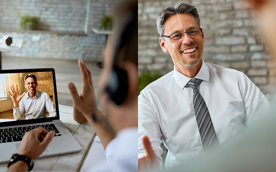 Präsenztermine oder Onlinegespräch: Nutzen Sie den persönlichen Kontakt zu Ihren Kunden